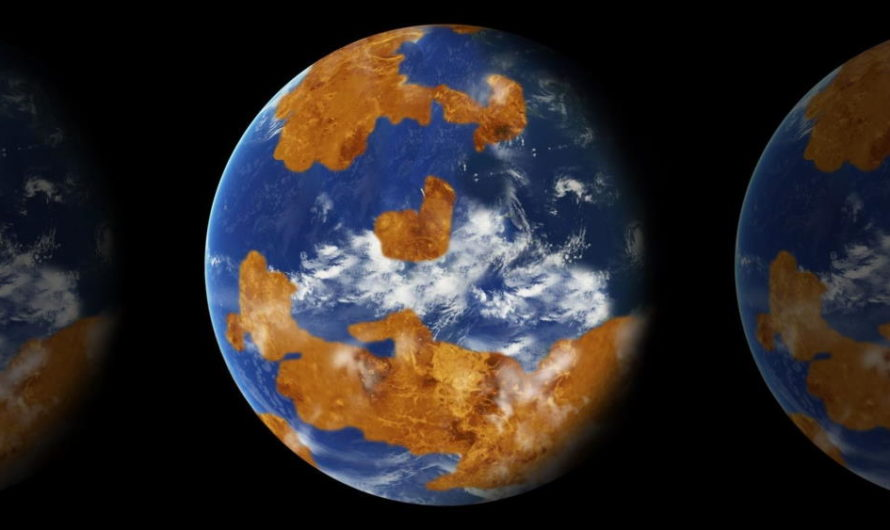 'Real Possibility' Venus Was Once Habitable