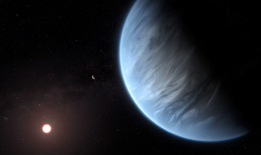 Planet Has 'Potential To Support Life' After Water Found In Atmosphere