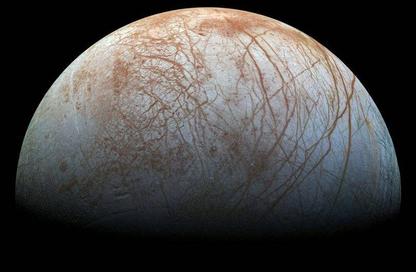 Europa Could Sustain Alien Life – NASA Study