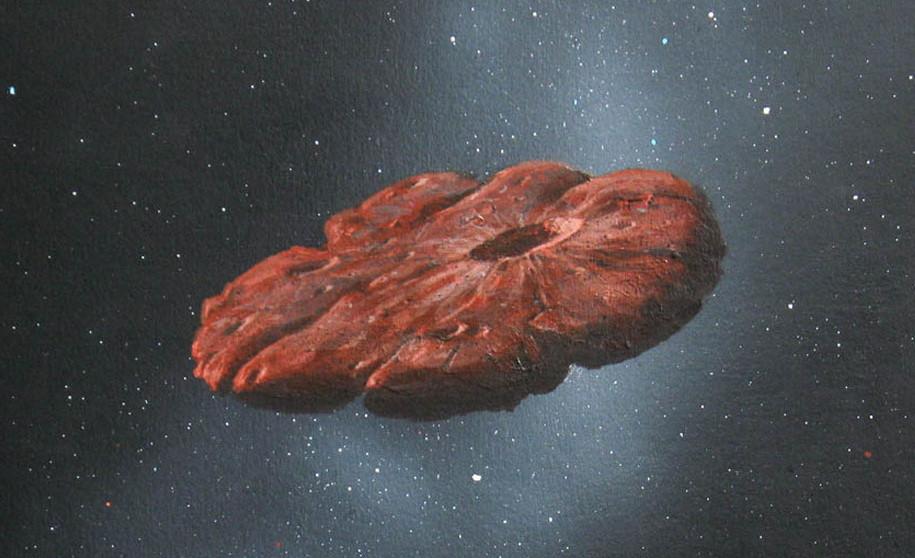oumuamua exoplanet life